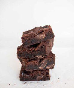 chocolate vegan brownie Sydney