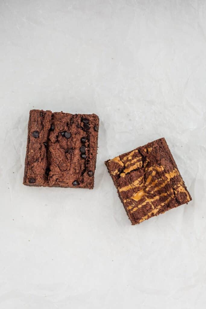 Vegan Brownies Delivered