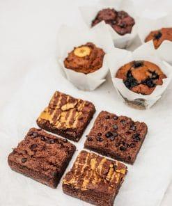Vegan Brownies & Muffins