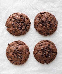 Vegan and gluten free cookies